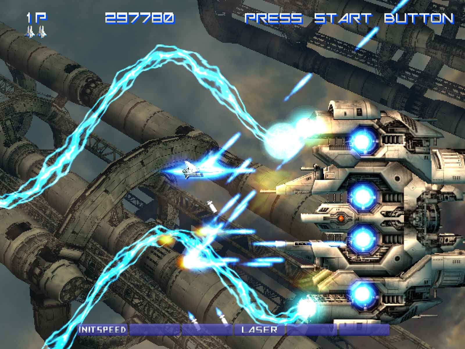 The Playstation 2 (PS2) Shmups Library - RetroGaming with Racketboy