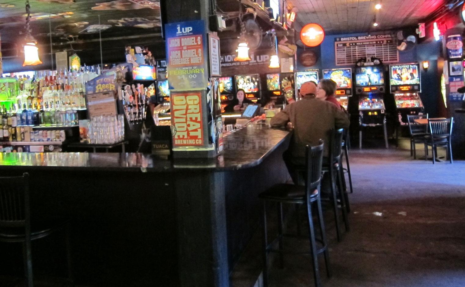 1up Bar Amp Arcade Denver Colorado Retrogaming With