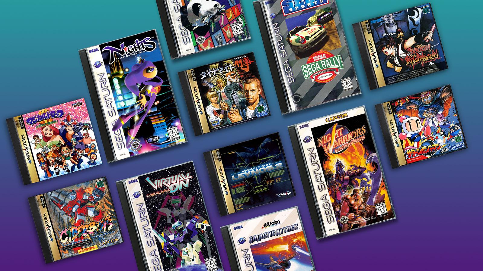 The Best Sega Saturn Games Under $35