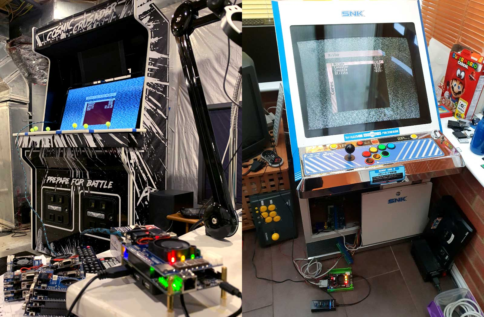 MiSTer FPGA: The Future of Retro Game Emulation and