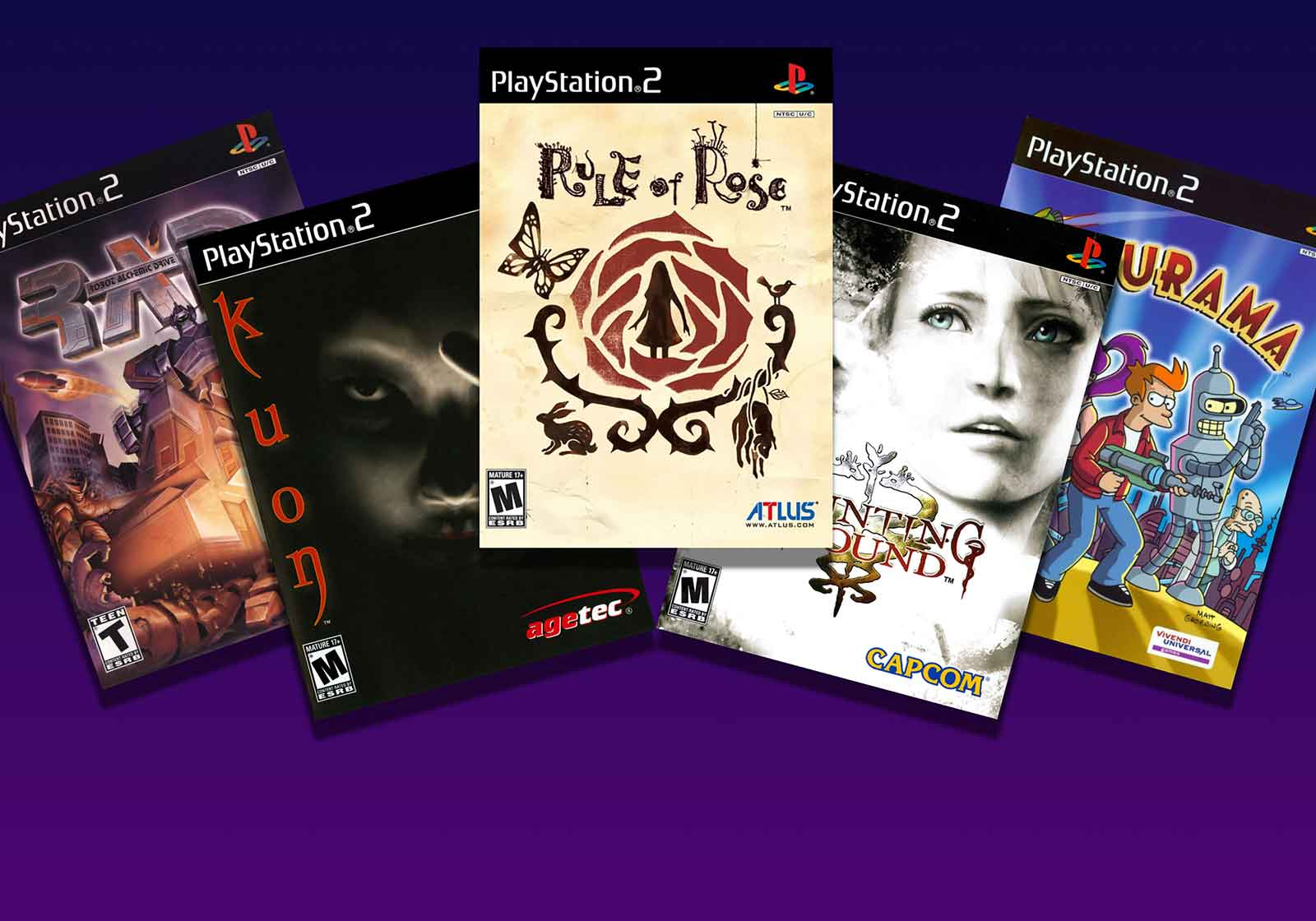 The Rarest and Most Valuable Playstation 2 (PS2) Games - RetroGaming