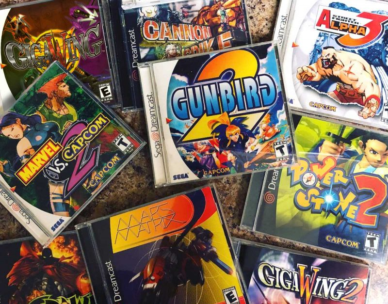 The Rarest and Most Valuable Sega Dreamcast Games