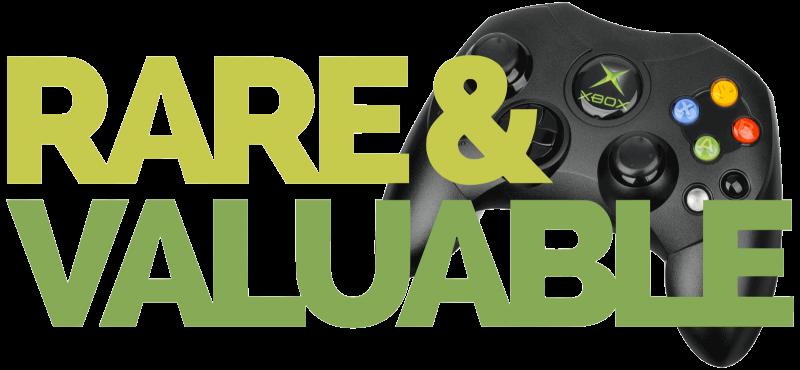 Rare and Valuable Original Xbox Games