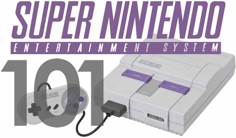 The Super Nintendo Beginner's Guide