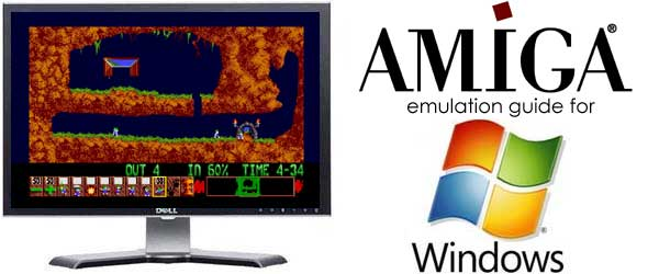 Commodore Amiga Emulation on Windows PC: WinUAE