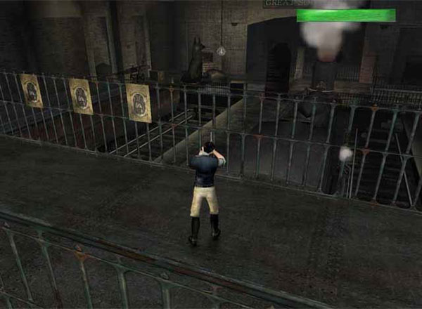The Playstation 2 (PS2) Survival Horror Library
