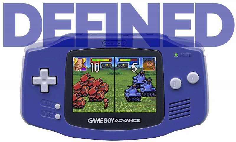 The Games That Defined The Game Boy Advance Retrogaming With