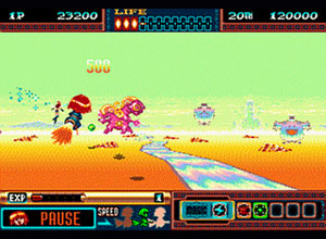 Sega Genesis Games That Pushed The Limits of Graphics & Sound