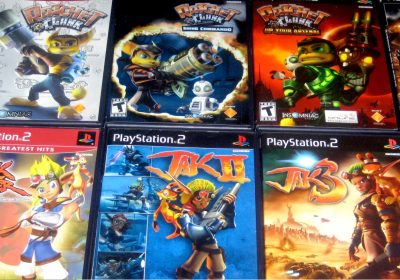 Playstation 2 Archives - RetroGaming with Racketboy