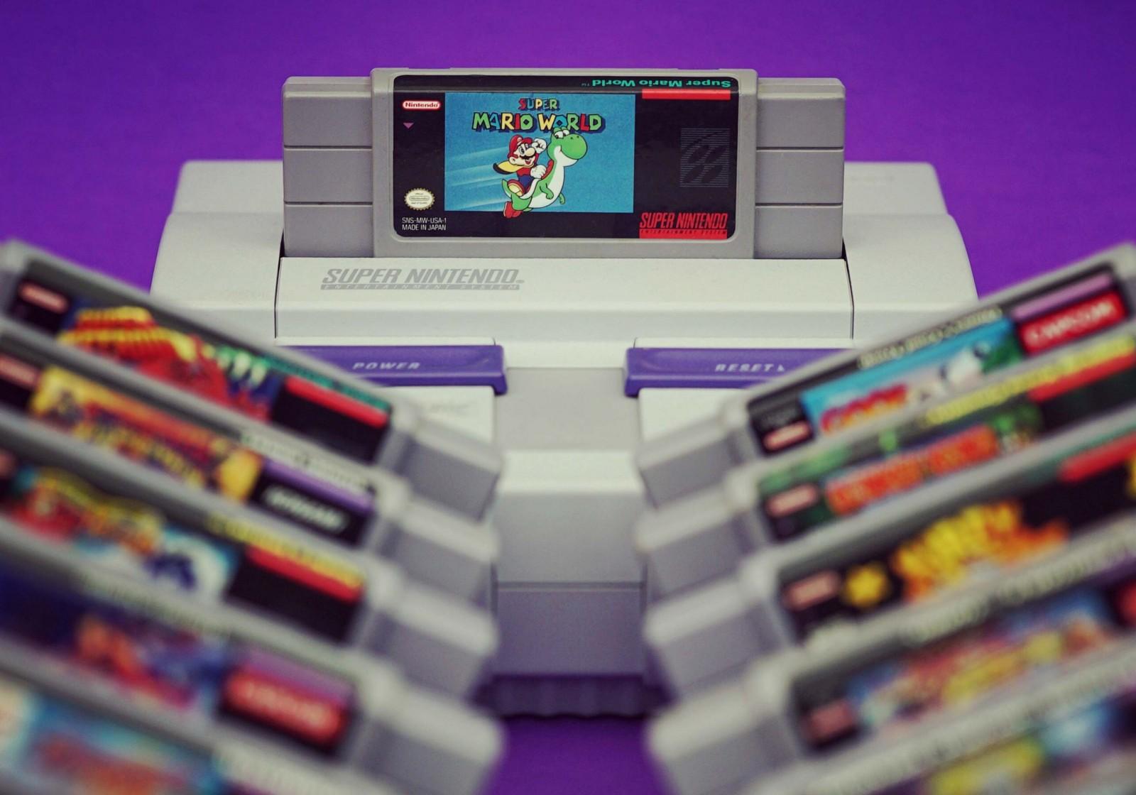 Super Nintendo (SNES) 101: A Beginners Guide