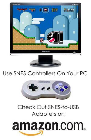 Super Nintendo (SNES) Emulation on Windows PC: ZSNES