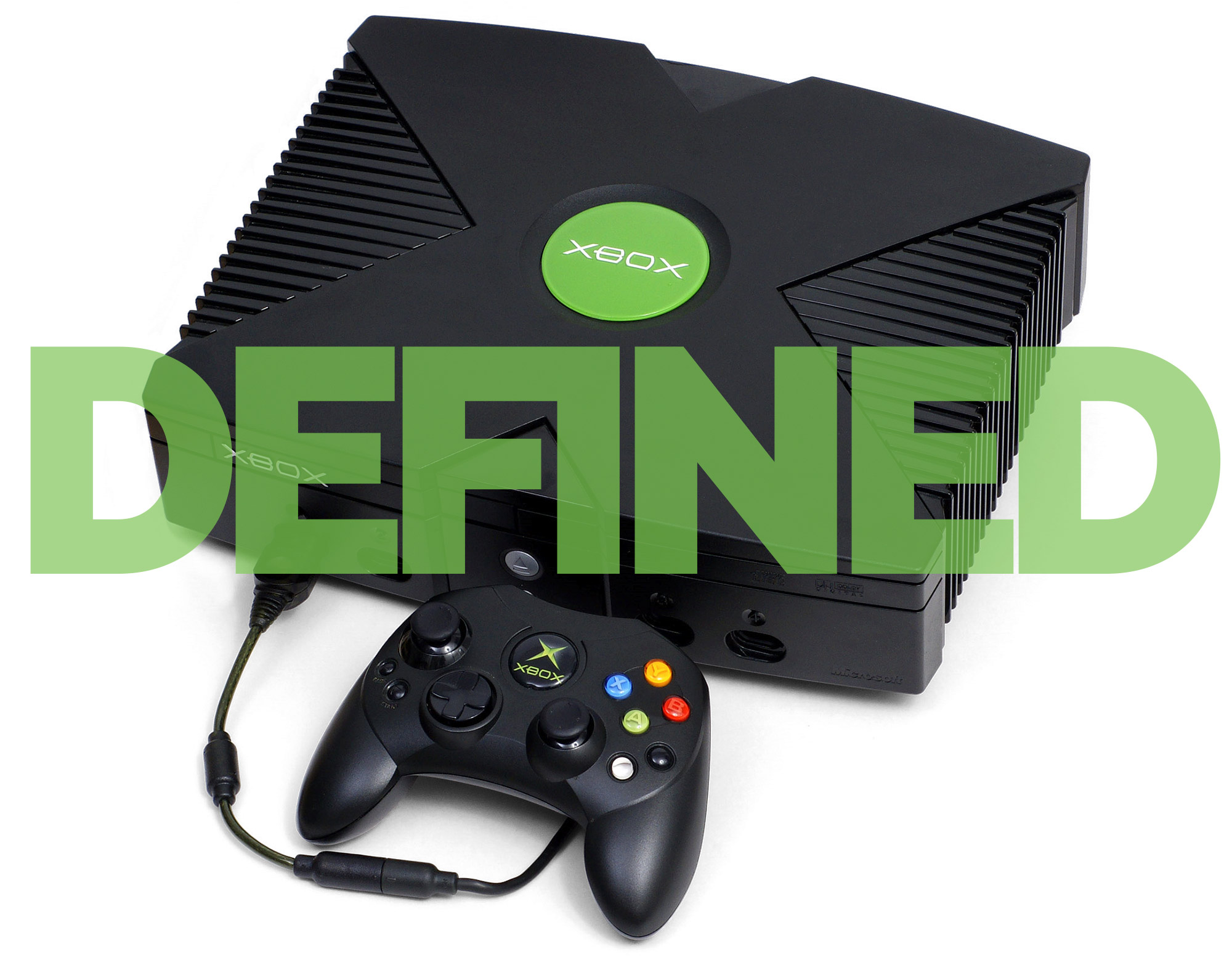 Games That Defined the Microsoft Xbox