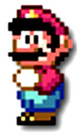 The History of Mario Sprites - RetroGaming with Racketboy