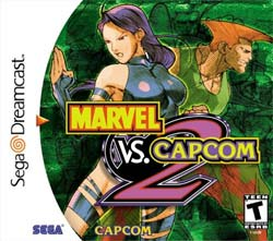 Changing The Music in Marvel Vs  Capcom 2 for Dreamcast