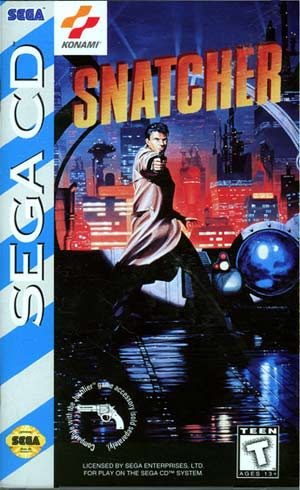 Meta-Review: Snatcher - Sega CD - RetroGaming with Racketboy