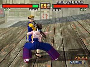 Review: Virtua Fighter 3TB - Sega Dreamcast - RetroGaming ...